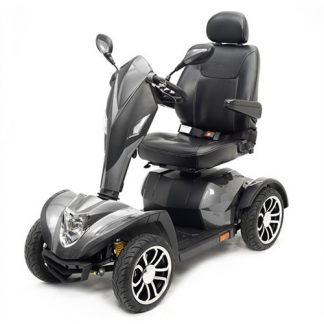 The Cobra is a remarkable scooter that makes a huge statement and sets a new benchmark with its striking dynamic design